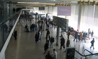 Airport Paris-Orly